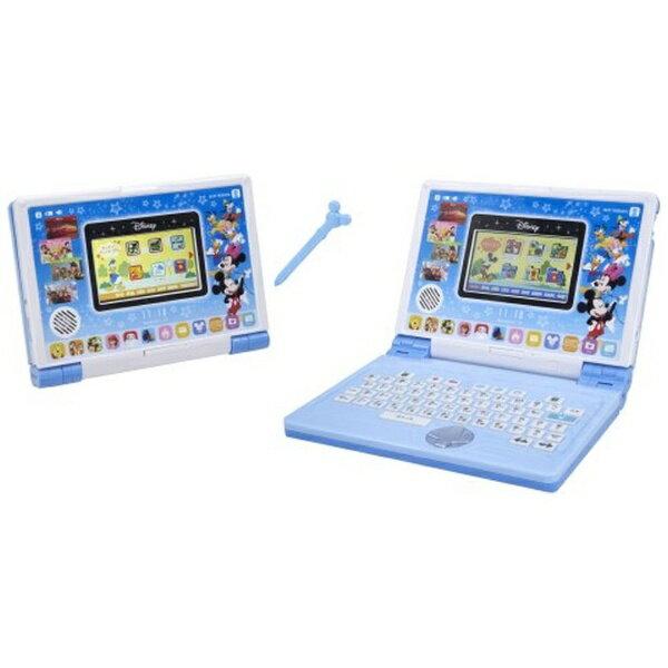 バンダイ BANDAI ディズニー&ディズニー/ピクサーキャラクターズ パソコンとタブレットの2WAYで遊べる! ワンダフルドリームタッチパソコン[パソコン タブレット 子供]
