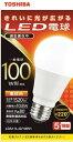 東芝 TOSHIBA LED電球 全方向 電球色 100W形相当 LDA11L-G/100V1