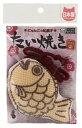 イトスイ コメット 国産ハミガキおもちゃ たい焼き S ペット用品