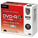 磁気研究所 Magnetic Laboratories HDDR21JCP10SC 録画用DVD-R