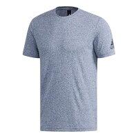 アディダス adidas トレーニングウェア MUSTHAVES ベーシック ヘザーTシャツ メンズ Lサイズ (レジェンドインク) FTL13の画像