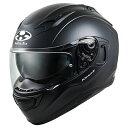 オージーケーカブト OGK KABUTO 584818 フルフェイスヘルメット KAMUI3 S フラットブラック