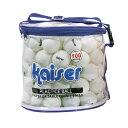 KAISER カイザー 卓球ボール 100Pセット KW-2...