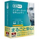 キヤノンITソリューションズ Canon IT Solutions ESET インターネット セキュリティ まるごと安心パック 3台3年 CMJES12104