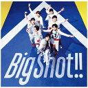 ソニーミュージックマーケティング 【先着特典付き】ジャニーズWEST/ Big Shot!! 通常盤【CD】