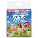 ユニチャーム unicharm マナーウェア女の子用Sサイズ小型犬用36枚