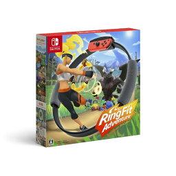 【2019年10月18日発売】 任天堂 Nintendo <strong>リングフィット</strong> <strong>アドベンチャー</strong>[ニンテンドースイッチ ソフト]【Switch】