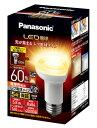 パナソニック Panasonic LED電球レフ電球タイプ LDR6LWRF6 E26 /電球色 /レフランプ形
