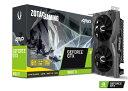 ZOTAC ゾタック ZOTAC GAMING GeForce GTX 1660 Ti AMP 6GB GDDR6 ZT-1660Ti-6G-AMP/ZT-T16610D-10M ZT-1660Ti-6G-AMP/ZT-T16610D-10M[ZTT16610D10M]