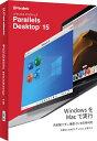 パラレルス Parallels Parallels Desktop 15 Retail Box JP(通常版)[PD15BX1JP]
