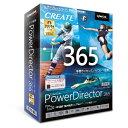 サイバーリンク CyberLink PowerDirector365 1年版(2020年版)[PDR18SBSNM001]