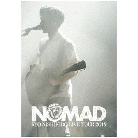"NOMAD RECORDS 錦戸亮/ 錦戸亮 LIVE TOUR 2019 ""NOMAD""通常盤[DVD+CD]【DVD】"