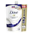 ユニリーバJCM Unilever Dove(ダヴ)ボディウォッシュ プレミアム モイスチャーケア つめかえ用 720g 〔ボディソープ〕【rb_pcp】