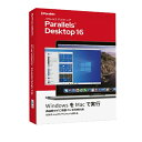 パラレルス Parallels Parallels Desktop 16 Retail Box JP(通常版) [Mac用]