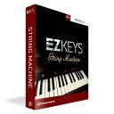 クリプトン・フューチャー・メディア Crypton Future Media EZ KEYS - STRING MACHINES TT348 Toontrack Music TT348 [Win・Mac用]