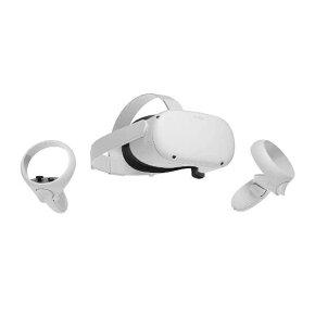 【2020年10月13日発売】 FACEBOOK Oculus Quest 2 64GB [301-00352-01] ライトグレー[VR ヘッドセット オキュラス クエスト 2]