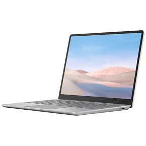 マイクロソフト Microsoft THH-00020 Surface Laptop Go(サーフェス ラップトップ ゴー) プラチナ [12.4型 /intel Core i5 /SSD:128GB /メモリ:8GB /2020年10月モデル][12.4インチ ofiice付き 新品 windows10 ]