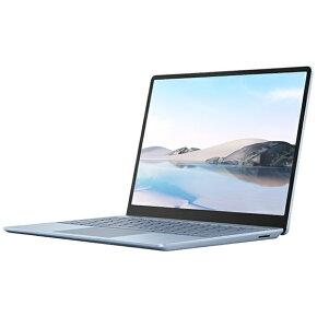 マイクロソフト Microsoft THH-00034 Surface Laptop Go(サーフェス ラップトップ ゴー) アイス ブルー [12.4型 /intel Core i5 /SSD:128GB /メモリ:8GB /2020年10月モデル][12.4インチ office付き 新品 windows10]