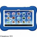 【明天音乐对象】【】MegaHouseKids tablet tapme(儿童平板电脑丝锥宓)蓝色[丝锥宓蓝色][【あす楽対象】【】メガハウスKids tablet tapme(キッズタブレット タップミー) ブルー [タップミーブルー]]
