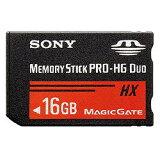 【】ソニー16GBメモリースティック PRO-HG デュオ MS-HX16B [MSHX16B]◆07◆