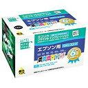 【代金引換配送不可】エコリカ【互換】[EPSON対応・IC6CL32] リサイクルインクカートリッジ・6色BOXパック ECI-E326PBOX [ECIE326PBOX]