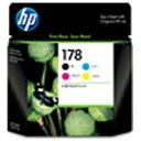 【あす楽_関東】期間限定【送料無料】HP【純正】 HP178(4色) インクカートリッジ CR281AA [CR281AA]