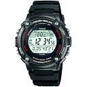 カシオ[ソーラー時計]スポーツギア W-S200H-1BJF[WS200H1BJF]◆09◆