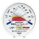 エンペックス健康管理温湿度計 「季節性インフルエンザ感染防止目安」 TM-2584[TM2584]◆09◆