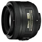 【あす楽対象】【送料無料】ニコンAF-S DX Nikkor 35mm F1.8G【ニコンFマウント】[AFSDX35MMF18G]