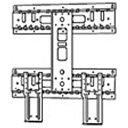 【送料無料】シャープシャープ 液晶テレビ AQUOS専用壁掛け金具 AN-52AG7 [AN52AG7]