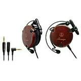 【】オーディオテクニカ耳かけ型ヘッドホン ATH-EW9 0.6+1.0m延長コード [ATHEW9]◆01◆
