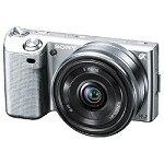 【楽天市場】【送料無料】ソニーα NEX-5A 薄型広角レンズキット(シルバー) [NEX5A]:ビックカメラ楽天市場店: