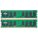 【送料無料】バッファローDDR2 SDRAM PC2-6400メモリモジュール (2GB×2) D2/800-2GX2 [D28002GX2]