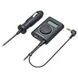 オーディオテクニカFMステレオトランスミッター(ブラック)AT-FMT900 BK [ATFMT900BK]