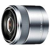 【】ソニーE 30mm F3.5 Macro[SEL30M35]
