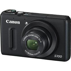 コンパクトデジカメ「PowerShot S100」