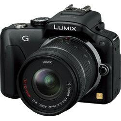 デジタル一眼レフカメラ「LUMIX DMC-G3」