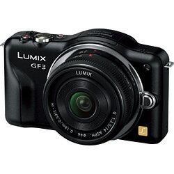 デジタル一眼レフカメラ「LUMIX DMC-GF3」