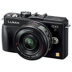 デジタル一眼レフ「LUMIX DMC-GX1」
