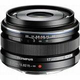 【】オリンパスM.ZUIKO DIGITAL 17mm F1.8(ブラック) [17MMF1.8]