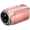 【送料無料】ソニーメモリースティックマイクロ/マイクロSD対応 32GBメモリー内蔵 フルハイビジョンビデオカメラ(ピンク) HDR-CX670(PC) [HDRCX670]