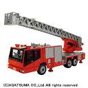 アガツマダイヤペット DK-3102 はしご消防車◇01◆11◆