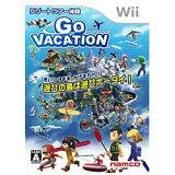 【】バンダイナムコゲームスGO VACATION(ゴーバケーション)【Wii】◆04◆
