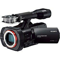 デジタルビデオカメラ「NEX-VG900」