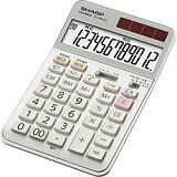 シャープ実務電卓(ナイスサイズタイプ・12桁) EL-N942C-X [ELN942CX]