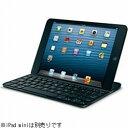 【送料無料】ロジクールiPad mini用 Bluetoothキーボード スクリーン保護カバー&スタンド(ブラック) TM710BK [TM710BK]