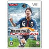 【明天音乐对象】科乐美数字娱乐胜利十一人play maker2013【Wii】[RI045J1][【あす楽対象】コナミデジタルエンタテイメントウイニングイレブン プレーメーカー 2013【Wii】 [RI045J1]]