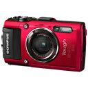 【送料無料】 オリンパス コンパクトデジタルカメラ STYLUS(スタイラス) TG-4 Tough(レッド)[TG4RED]