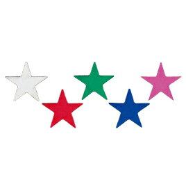 タックラベル 星 12×13mmみどり【授業/小学校/ごほうびシール/学習シール/採点/教師/教員/先生用品/シール】