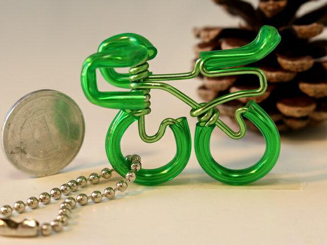 キーホルダー/キーホルダー 自転車/自転車キーホ...の商品画像